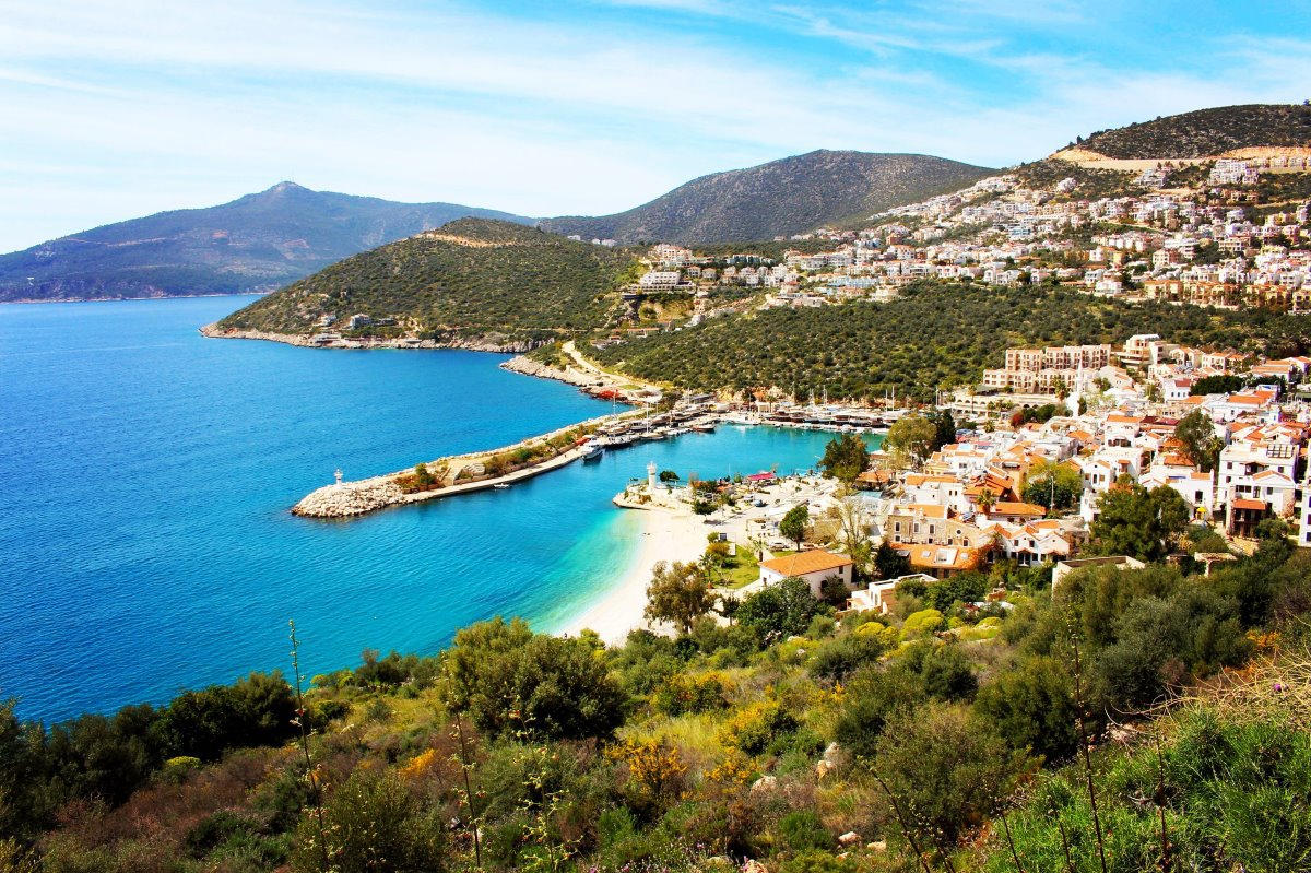 Facts about Kalkan